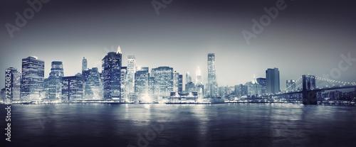 Plakat Podróż po mieście Nowy Jork