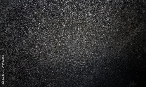 Foto background texture of rough asphalt