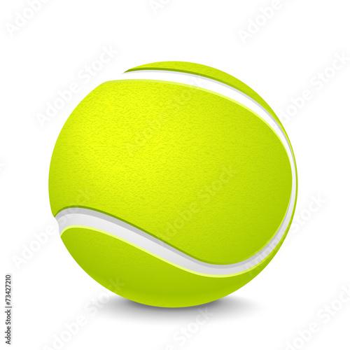 Wallpaper Mural Tennis Ball