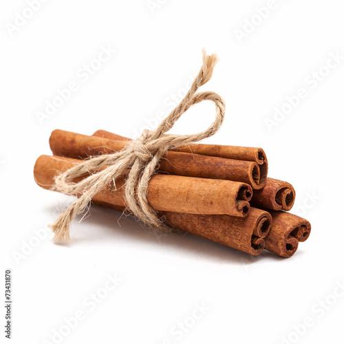 Obraz na płótnie Cinnamon sticks