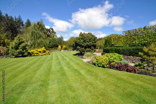 Fotografija The perfect English Country Garden