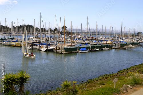 Cuadros en Lienzo Marina de Berkeley, Californie