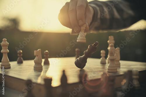 Fotografia Chess