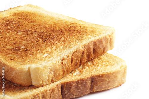 фотография Two toast bread