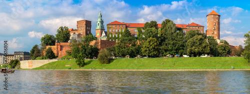 Wawel castle in Kracow #74616804