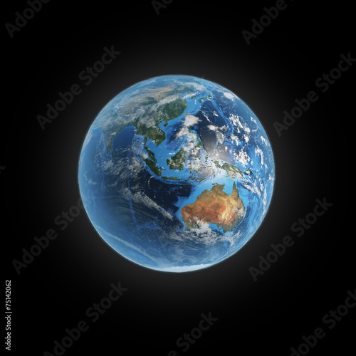 Canvas Print Planet
