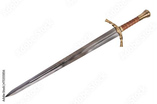 Canvas Print Sword