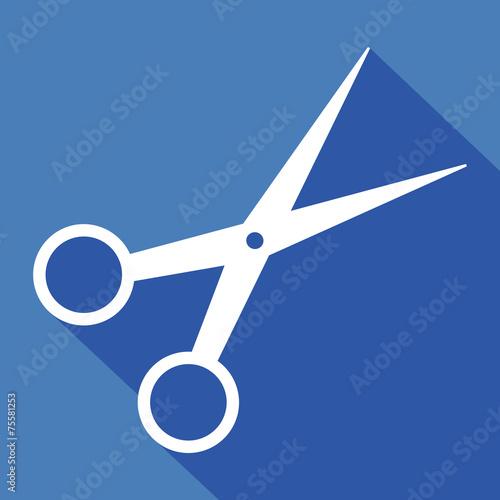 Photo Logo ciseaux.