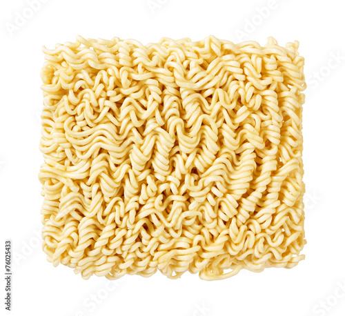 Ramen Noodles Uncooked