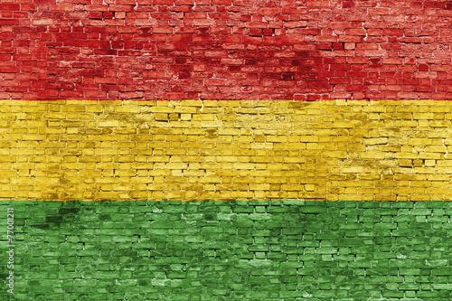 Colors of reggae music