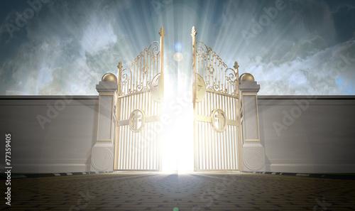 Αφίσα Heavens Gates Opening