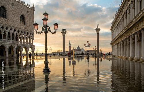 Canvas Print Venezia  3989