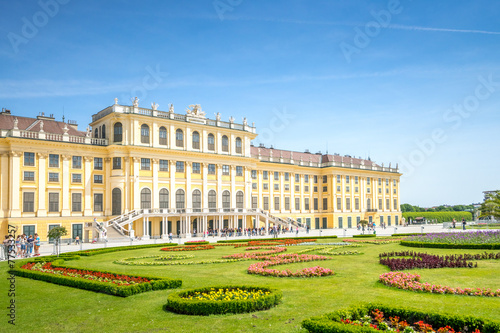 Fototapeta premium Pałac Schönbrunn, Wiedeń