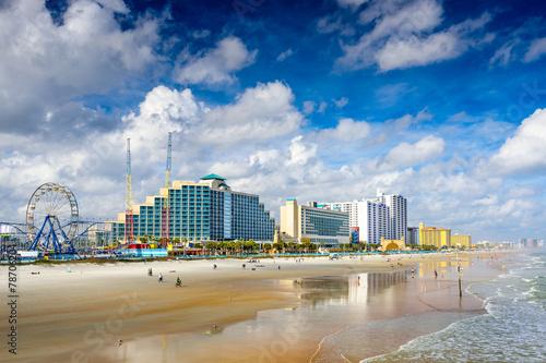 Fototapeta premium Daytona Beach na Florydzie