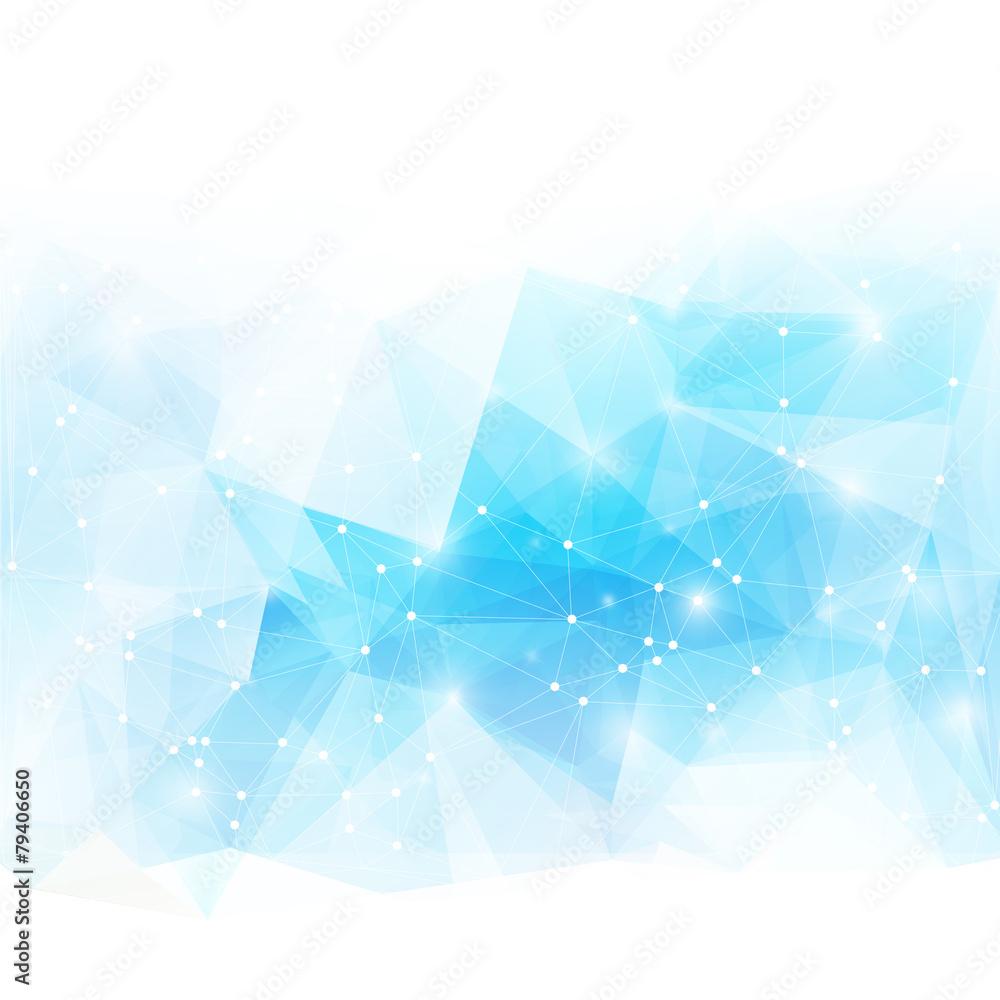 Mosaik Polygon Hintergrund <span>plik: #79406650   autor: Thaut Images</span>