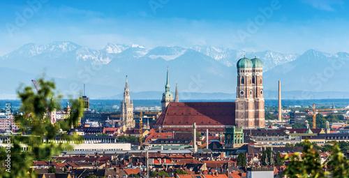 Fototapeta premium Monachium