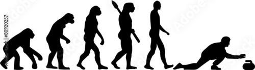Photographie Curling Evolution