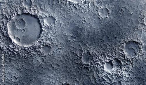 Canvas-taulu Moon surface