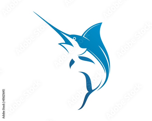 Obraz na płótnie Marlin Fish