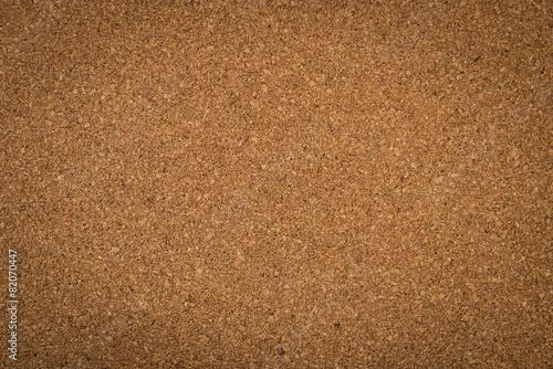 Schließen Sie herauf braune Korkenbrettbeschaffenheit Fototapete