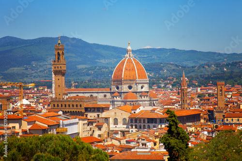 Canvastavla Florence, Cathedral of Santa Maria del Fiore