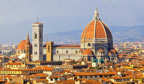 Canvastavla Florence cathedral
