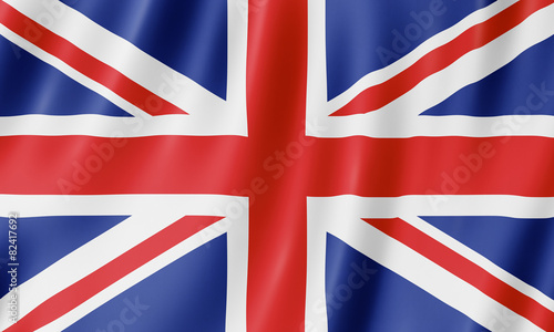Photo Flag of the United Kingdom