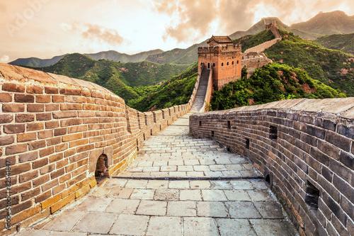 Fotografie, Tablou great wall