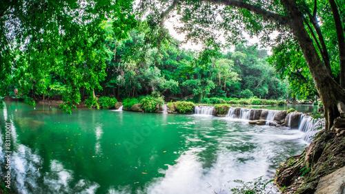 Waterfall, National Park