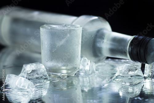 Obraz na płótnie Vodka