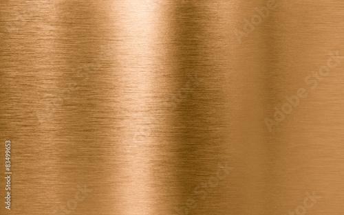 Bronze or copper metal texture background Tapéta, Fotótapéta