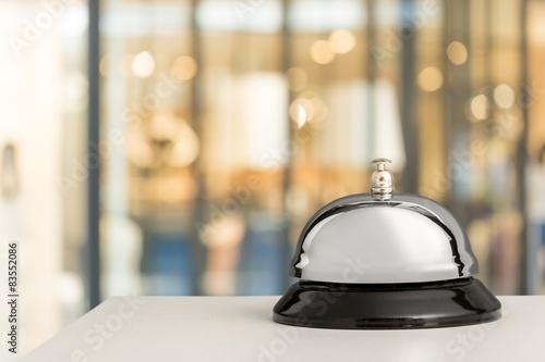 Fototapeta Hotel, Concierge, Service.