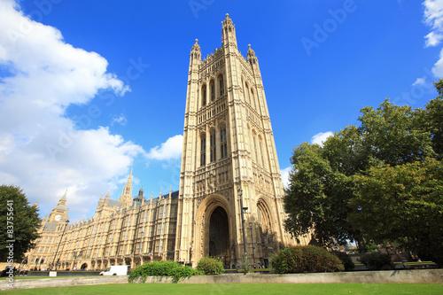Fotografie, Obraz The Palace of Westminster