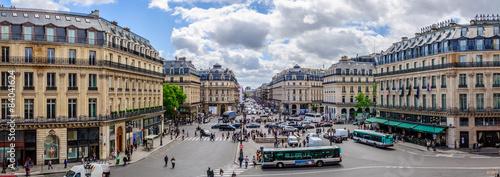 Photographie Avenue de l'Opéra
