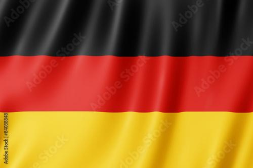 Wallpaper Mural Flag of Germany