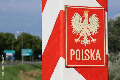 Grenzpfahl Polen II