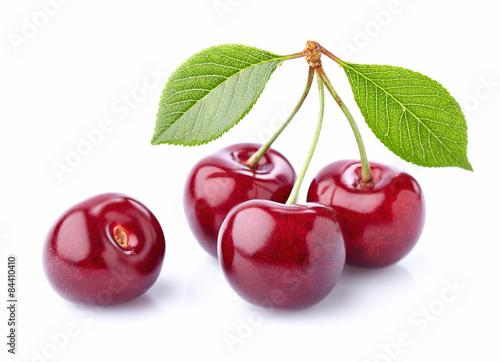 Tableau sur Toile Cherry in closeup