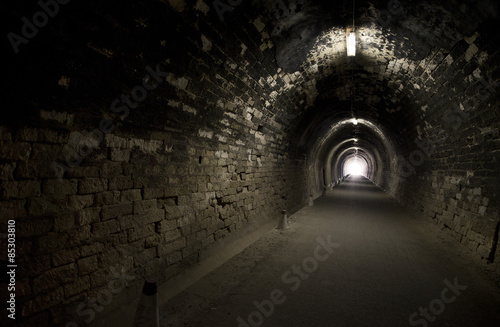 Black tunnel