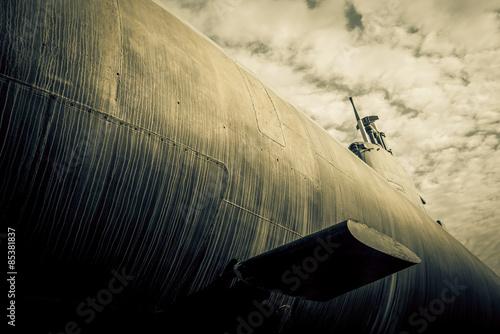 Photographie war submarine