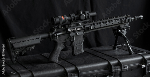 mid length rifle