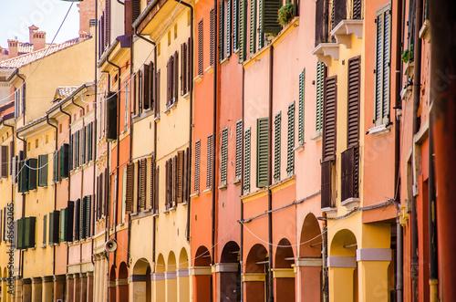 Obraz na plátně Portici di Bologna