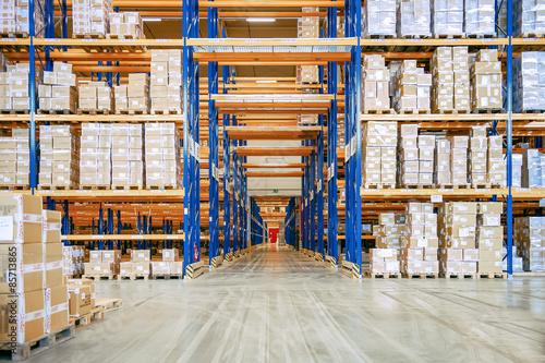 Fotografia warehouse