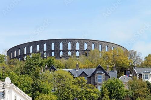 Fotografia Das Colosseum von Oban in Schottland.