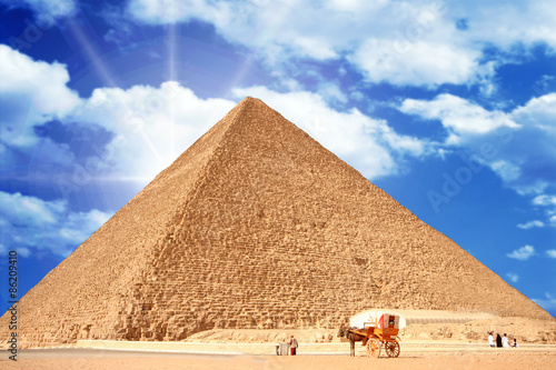 piramide giza #86209410