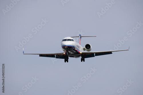 Fotografie, Tablou Bombardier CRJ-100