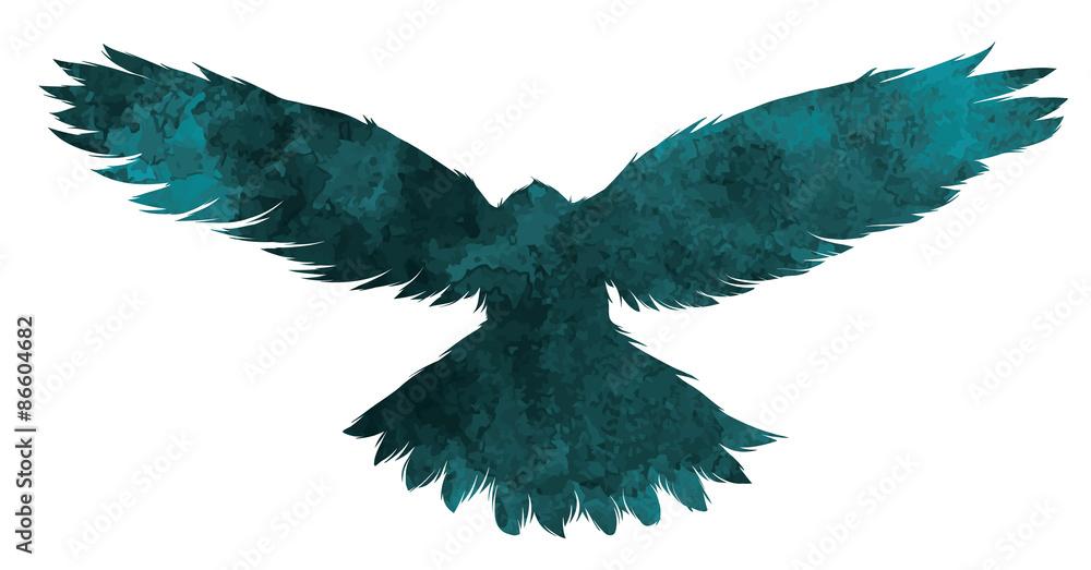 Bird sign <span>plik: #86604682 | autor: mega_spy</span>