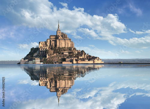 Photo Le Mont Saint Michel