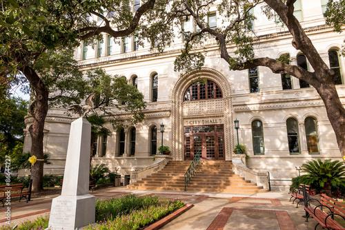 Fényképezés City of San Antonio City Hall