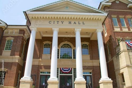 Fényképezés City Hall