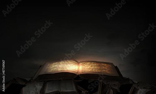 Fotografia Magic book